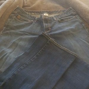 Eddie Bauer Women's Bootcut Long Jean's